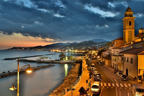 Santo Stefano al Mare di MersaPhotography