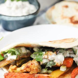 Tandoori Vegetable Naan-Which