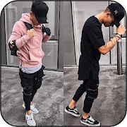 Street Fashion Swag Men Style