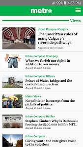 Metro News Canada screenshot 2