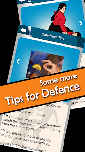 Perfect Self Defence app 5