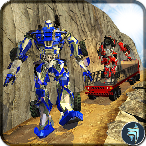 OffRoad Robot Transport Truck (game)