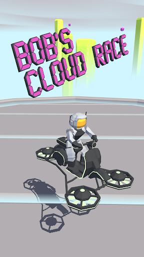 Bob's Cloud Race: Casual low poly game 1.014.00 screenshots 1