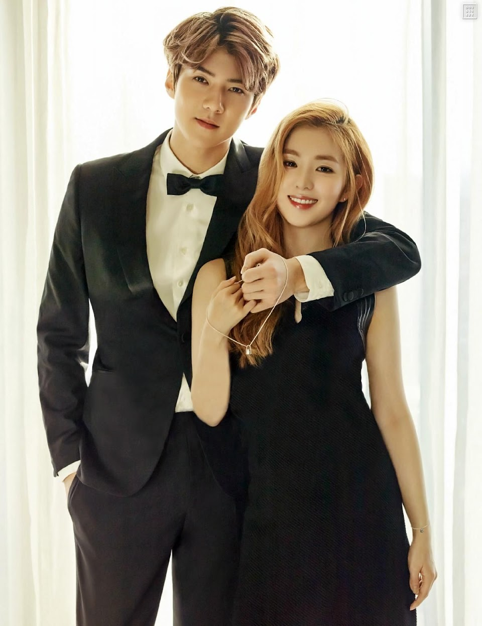 sehun and irene