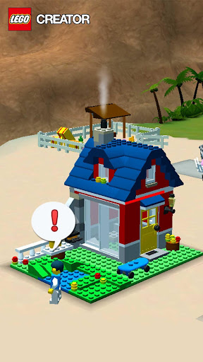 LEGOu00ae Creator Islands  captures d'u00e9cran 2