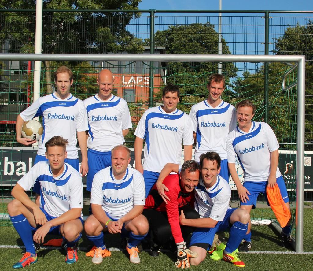 teamfoto Rabobank Haarlem