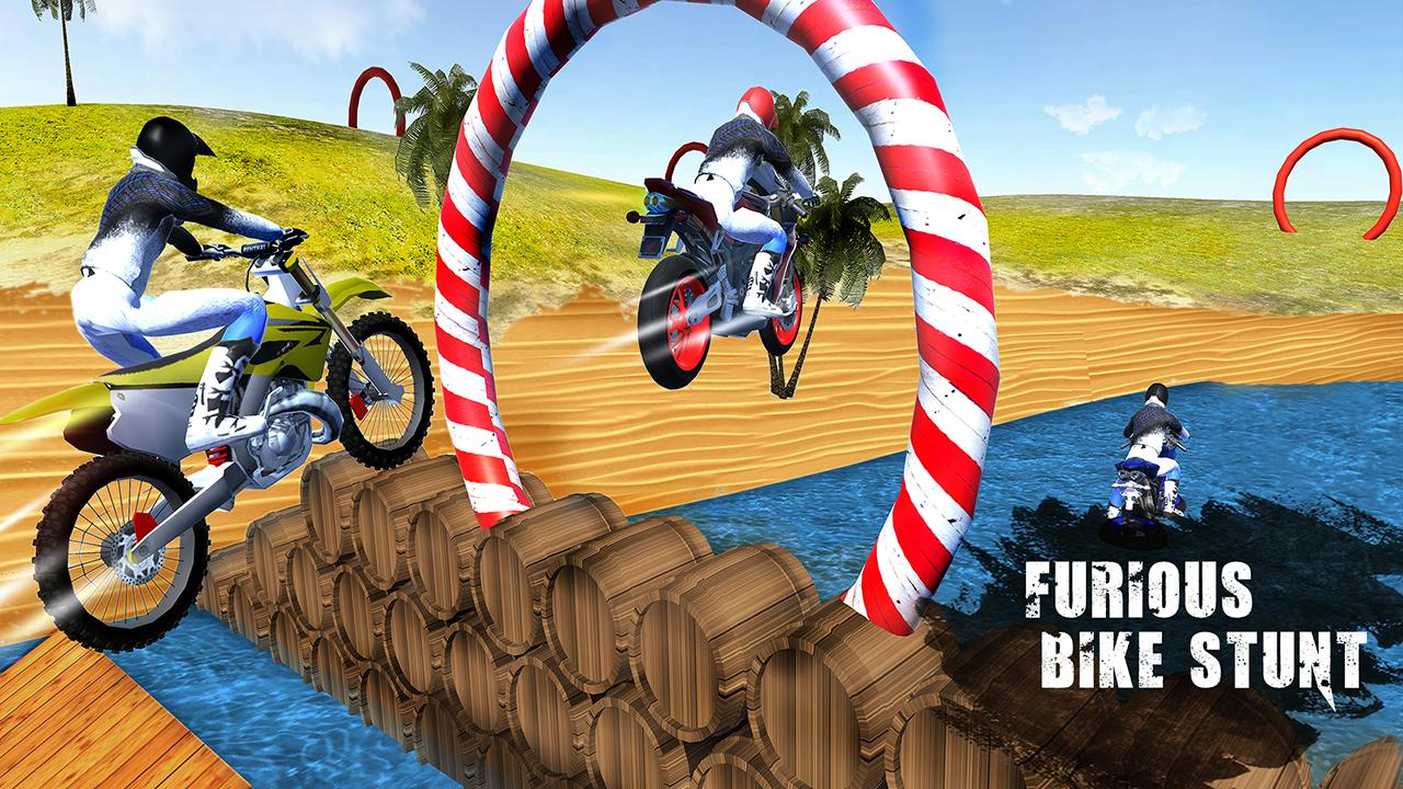 Beach Water Surfing Games Bike Race Android Apps On Google Play
