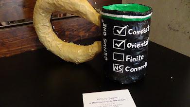 Photo: A homeomorphic breafast, by Tiffany Inglis.