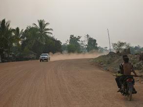 Photo: Cestu do městečka Preah Vihear, která měla trvat dva dny, jsme nakonec zvládli za jedno odpoledne.