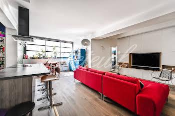 Appartement 4 pièces 82,04 m2
