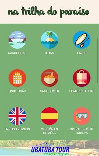 RUTAS DE UBATUBA capturas de pantalla 1