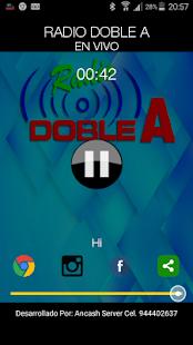 Radio Doble A - náhled