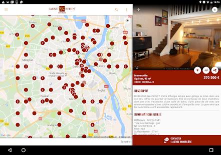 Cabinet bedin immobilier app report on mobile action - Cabinet bedin saint medard en jalles ...