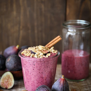 Fig and Beet Fall Protein Smoothie Recipe