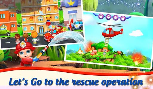 Fire Rescue For Kids v1.0.3