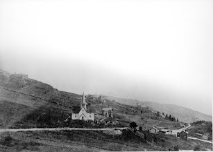 Photo: Skrautvål kirke 1893