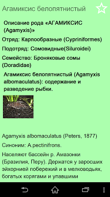 Аквариумные рыбки беспл. - screenshot