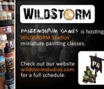 WildStorm's Bases and Terrain Class : Pandemonium Games