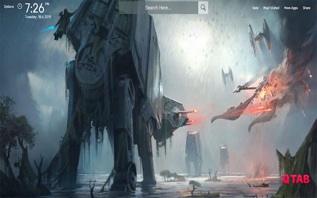 Star Wars Wallpapers HD Theme