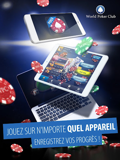 Poker Game: World Poker Club  captures d'écran 3