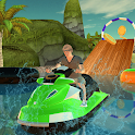 Fearless Water Surfing Jet Ski Boat Racing 2019 icon