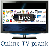 Free TV Without Internet Prank