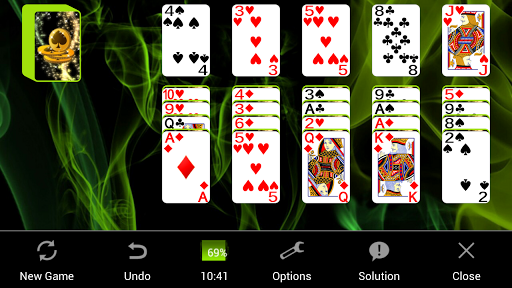 Two-Ways Solitaire apkmind screenshots 3