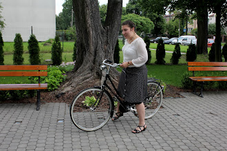 Photo: I want to ride my bicycle :)