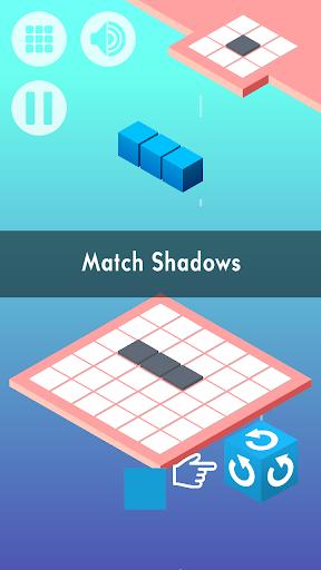 Shadows - 3D Block Puzzle 1.8 screenshots 2