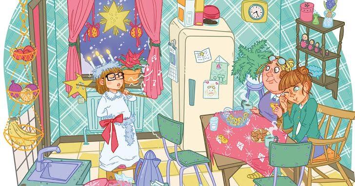 5 julböcker för barn
