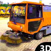 City Streets Sweeper Service