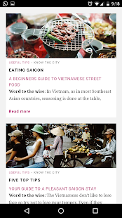 Ho Chi Minh City Guide- screenshot thumbnail