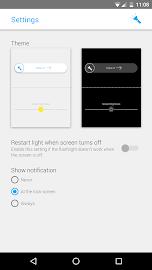 White Light Flashlight Screenshot 5