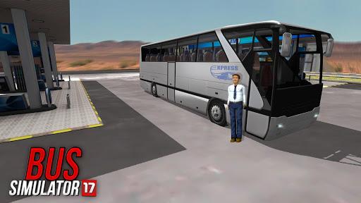 Bus Simulator 2017  captures d'écran 1