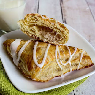 Coconut Turnovers.