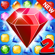 Jewels Crush : Match-3 Puzzle Game