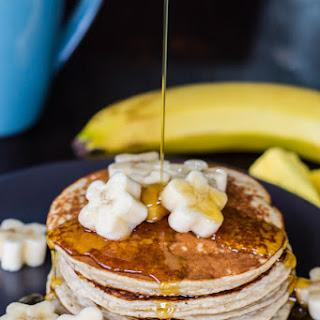 Banana Protein Pancakes {gluten Free & Grain Free}.