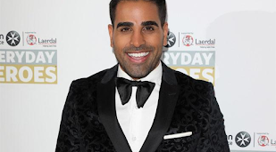 Dr Ranj Singh thinks Strictly is more stressful than being a doctor