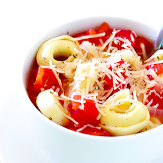 5-Ingredient Tortellini Soup