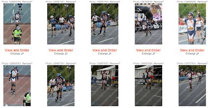 Photo: Vignettes photos de course de Jean-Michel.
