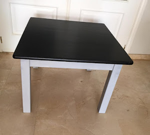 KIds Chalk Top Table