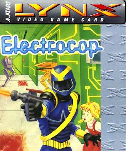 Electrocop - Atari Lynx   Atari Gamer