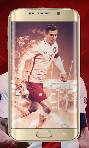 New Robert Lewandowski Wallpapers HD 2018 1.0 screenshots 5