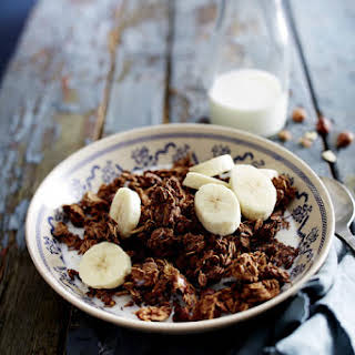 Chocolate Hazelnut Breakfast Cereal.