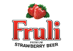Fruli Strawberry Belgian White