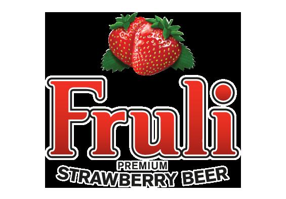 Logo of Fruli Strawberry Belgian White