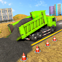 Road Construction Simulator 3D icon