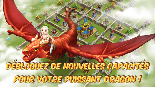 Dragon Lords: 3D  stratégie  captures d'écran 2