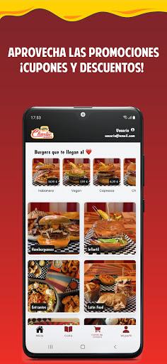 Charlie Burger Food captures d'écran 4