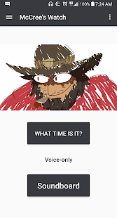 McCree's Watch (Overwatch) - náhled